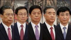 Technokrat z bažiny skandálu, snovač snů i hráč na druhé housle. Seznamte se: noví vůdci Číny