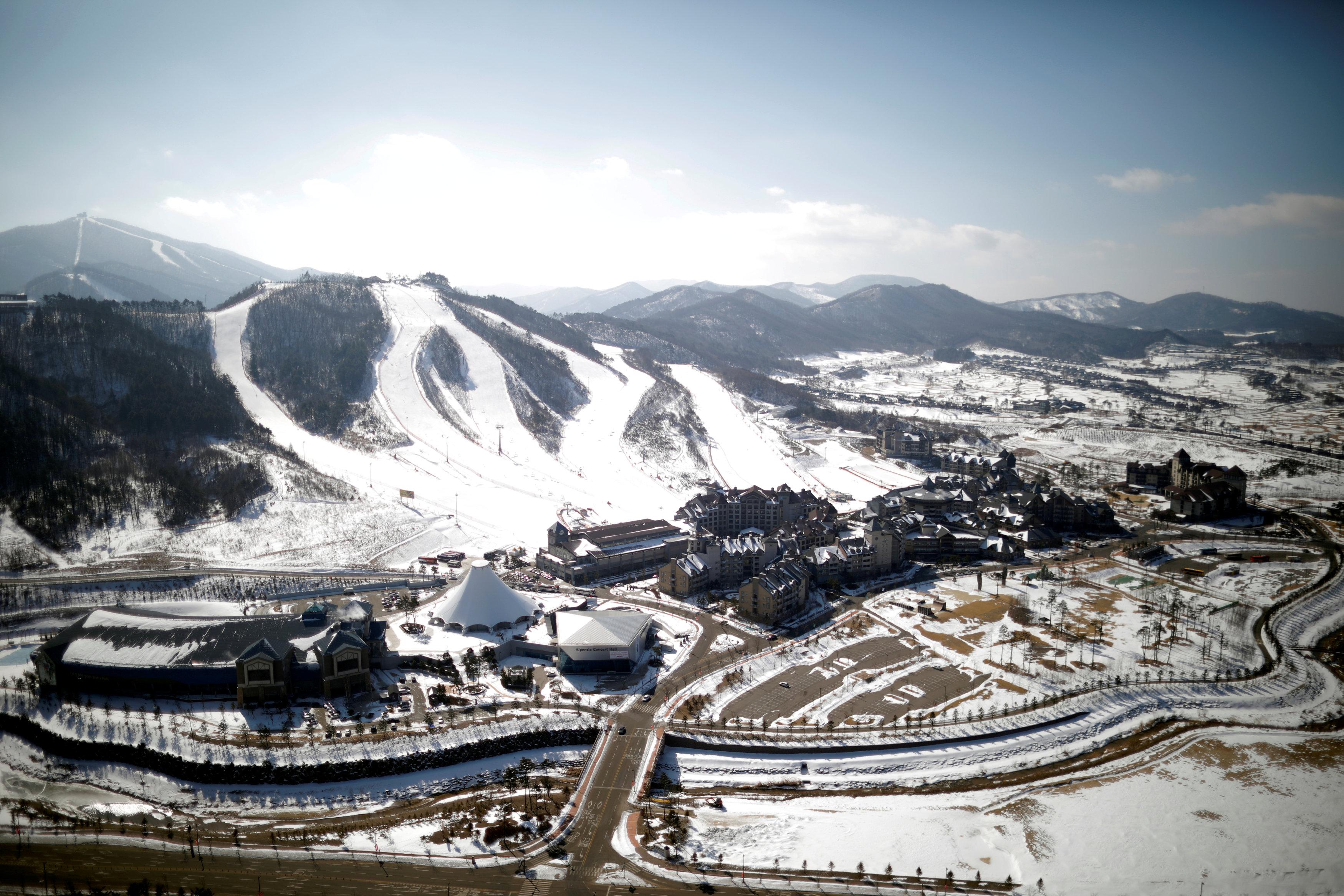 Jak se zhostí Pchjongčchang Olympiády?